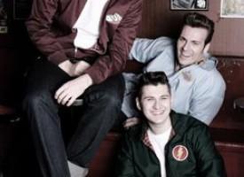 'The Baseballs', el grupo musical más retro
