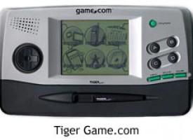 Tiger Game.com, la predecesora de Nintendo DS