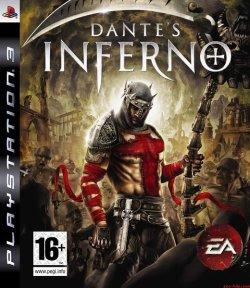 Dantes Inferno - Carátula