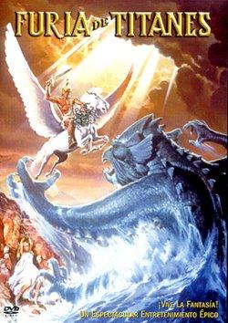 Furia de Titanes (1981) - Portada