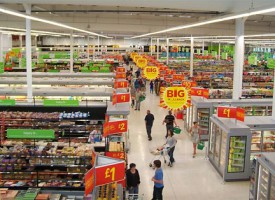 Técnicas publicitarias en los supermercados