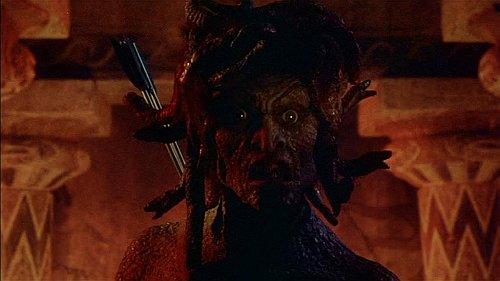 Furia de titanes (1981) - Medusa