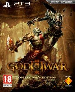 God of War III - Carátula