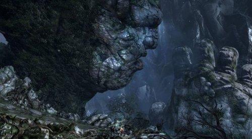 God of War III - Gaia