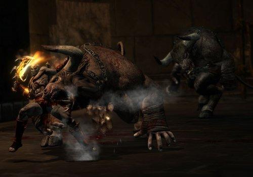 God of War III - Minotauros
