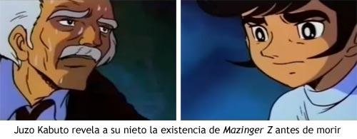 Mazinger Z - Juzo y Koji Kabuto