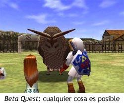 Zelda Ocarina of Time - Beta Quest, cualquier cosa es posible
