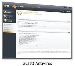 Software gratis - avast Antivirus