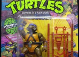Mis muñecos favoritos de las Tortugas Ninja
