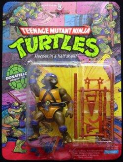 TMNT - Mis muñecos favoritos - Caja de Donatello