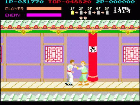 Kung-Fu Master - Bumerán