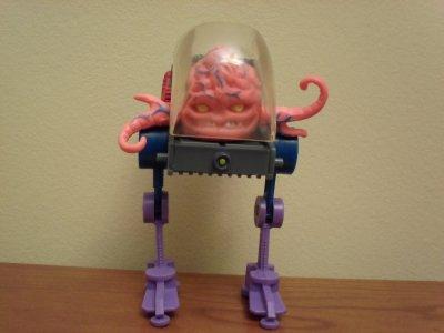 TMNT - Mis muñecos favoritos - Krang