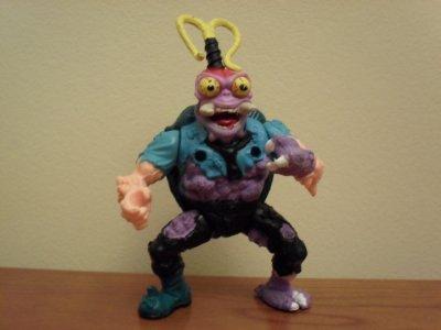 TMNT - Mis muñecos favoritos - Scumbug