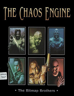 Bitmap Brothers - Chaos Engine Portada
