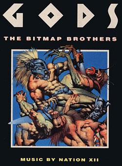 Bitmap Brothers - Gods Portada