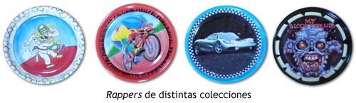 Rappers - Colecciones