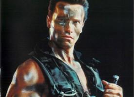 Arnold Schwarzenegger en 'Commando' (1985)