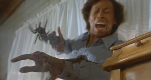 Tarántula (1977) - Adiós, dedos