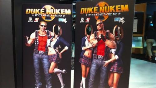 Duke Nukem Forever - PAX 2010