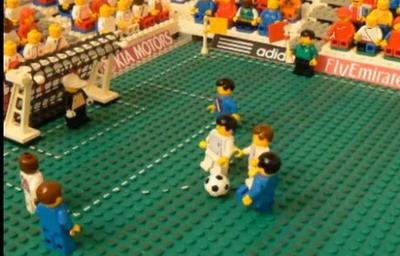 Fútbol - Lego
