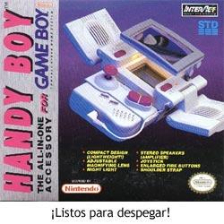 Accesorios Game Boy - Handy Boy