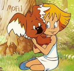 Mofli y Corina
