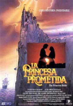 La Princesa Prometida - Cartel