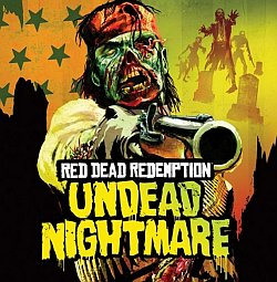 Red Dead Redemption - Undead Nightmare - Portada