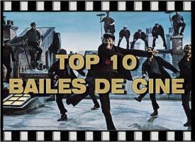 Top 10: escenas de baile de películas