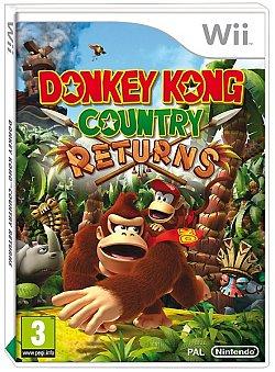 Catálogo de juguetes de El Corte Inglés 2010 - Donkey Kong Country Returns