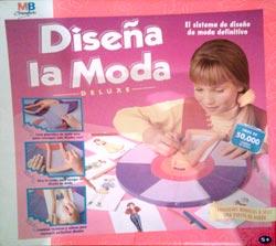Diseña la Moda - Caja