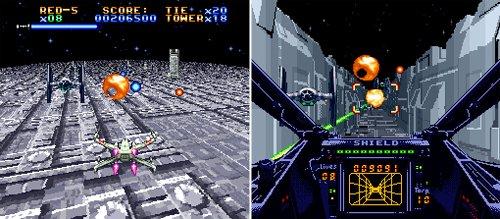 Super Star Wars - Misión espacial