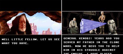 Super Star Wars - Obi-Wan Kenobi