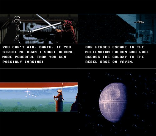 Super Star Wars - Yavin