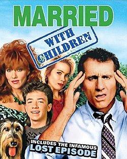 Matrimonio con hijos - Portada