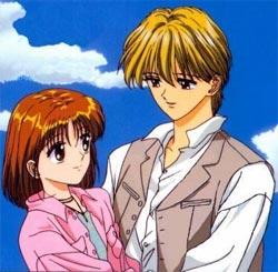 Marmalade Boy - Miki y Yuu