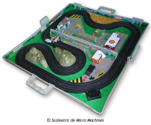 Micro Machines Racing Team