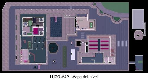Duke Nukem 3D - LUGO.MAP - Mapa