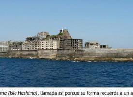 Gunkanjima, la isla fantasma