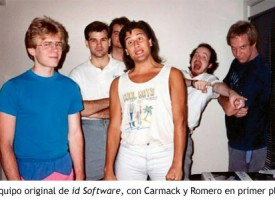 La historia de id Software
