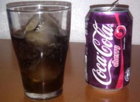 Coca-Cola Cherry, a la tercera va la vencida