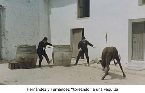 Tintín y el misterio de las naranjas azules - Hernández y Fernández