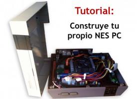 Tutorial: construye tu propio NES PC