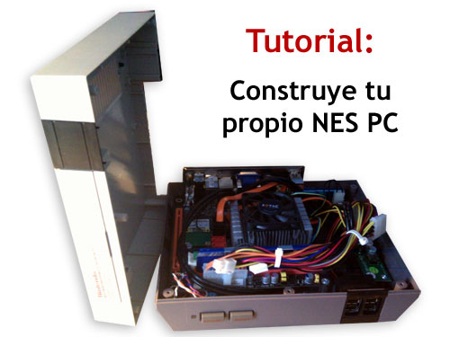 NES PC - Tutorial
