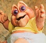 Dinosaurios, la serie - Bebé Sinclair