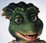 Dinosaurios, la serie - Charlene Sinclair
