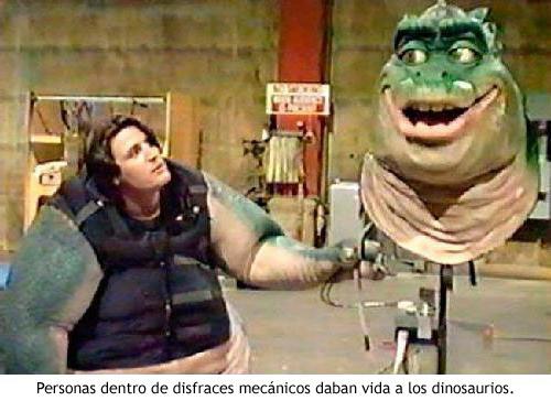 Dinosaurios, la serie - Disfraz