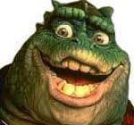 Dinosaurios, la serie - Earl Sinclair