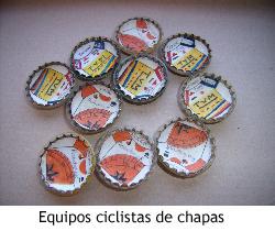 Chapas - Ciclismo