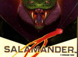 Juegos imposibles de los 8 bits: 'Salamander'